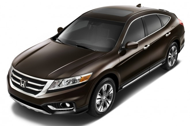2014 Honda Crosstour Front Three Quarters1 660x438