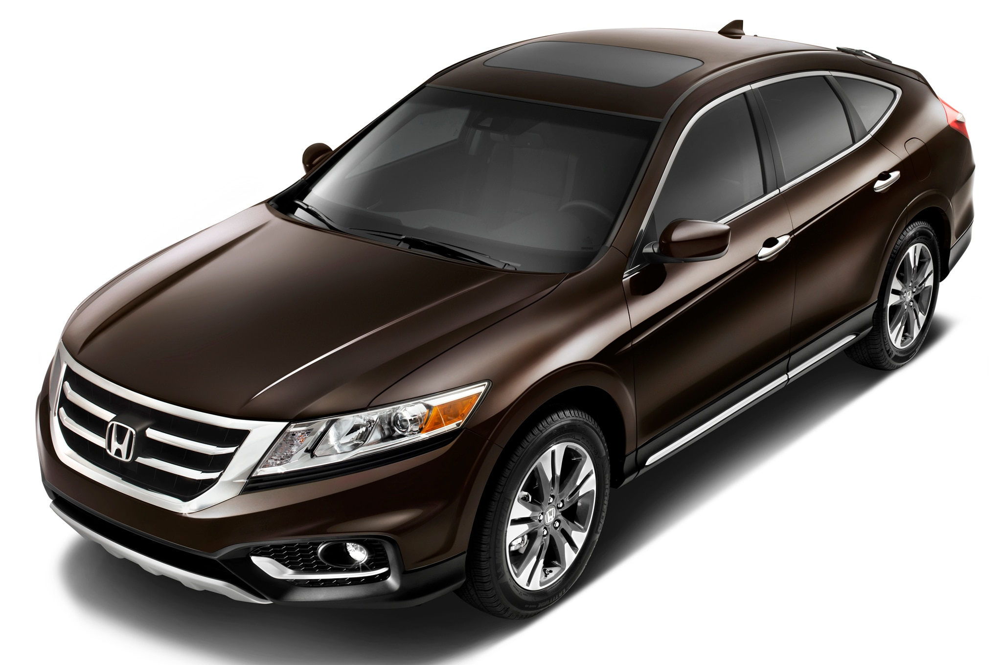 2014 Honda Crosstour Front Three Quarters1