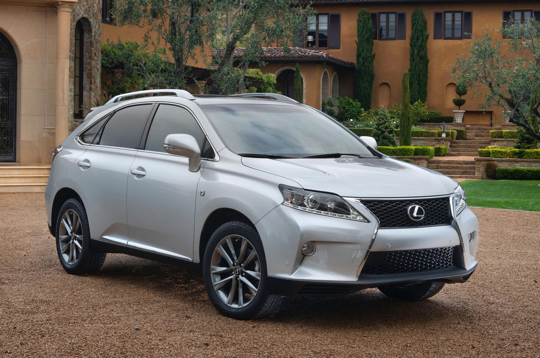 blog automotive rnr review rx lexus