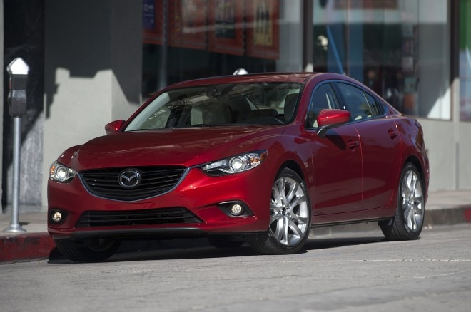 2014 Mazda 6 Front Three Quarters1 660x438