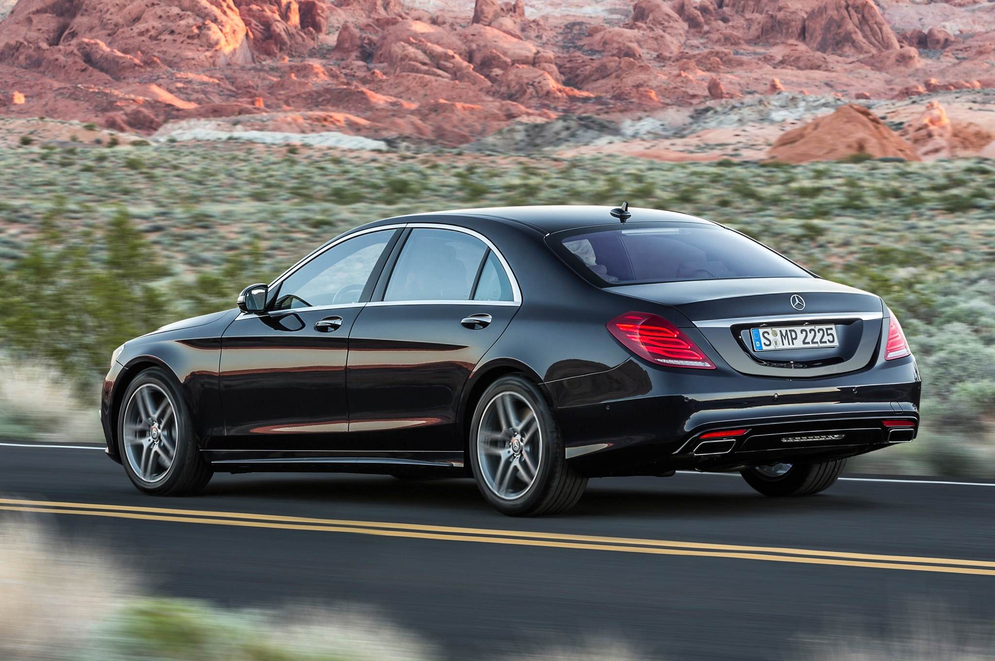 Image gallery mercedes s550 for Mercedes benz 550