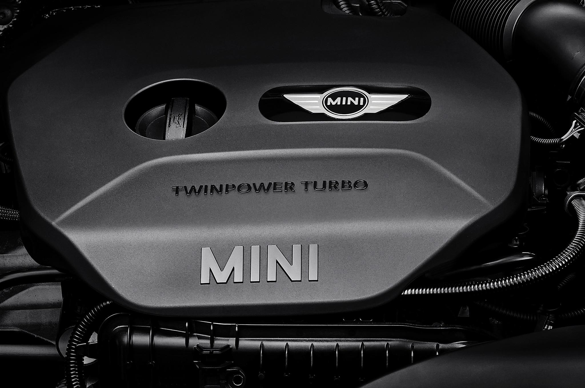 2014 Mini Cooper Three Cylinder Turbo Engine1