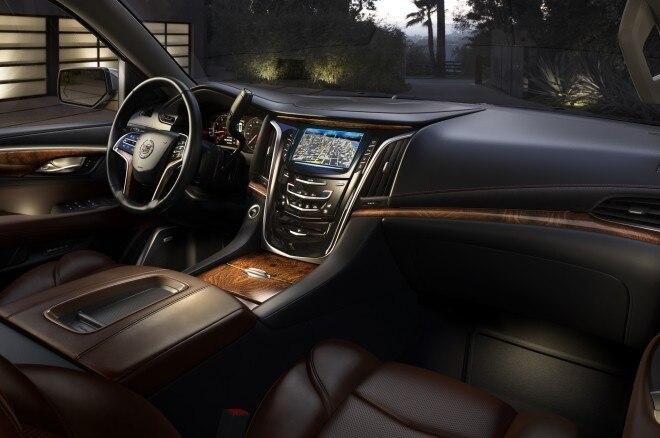2015 Cadillac Escalade Interior1 660x438