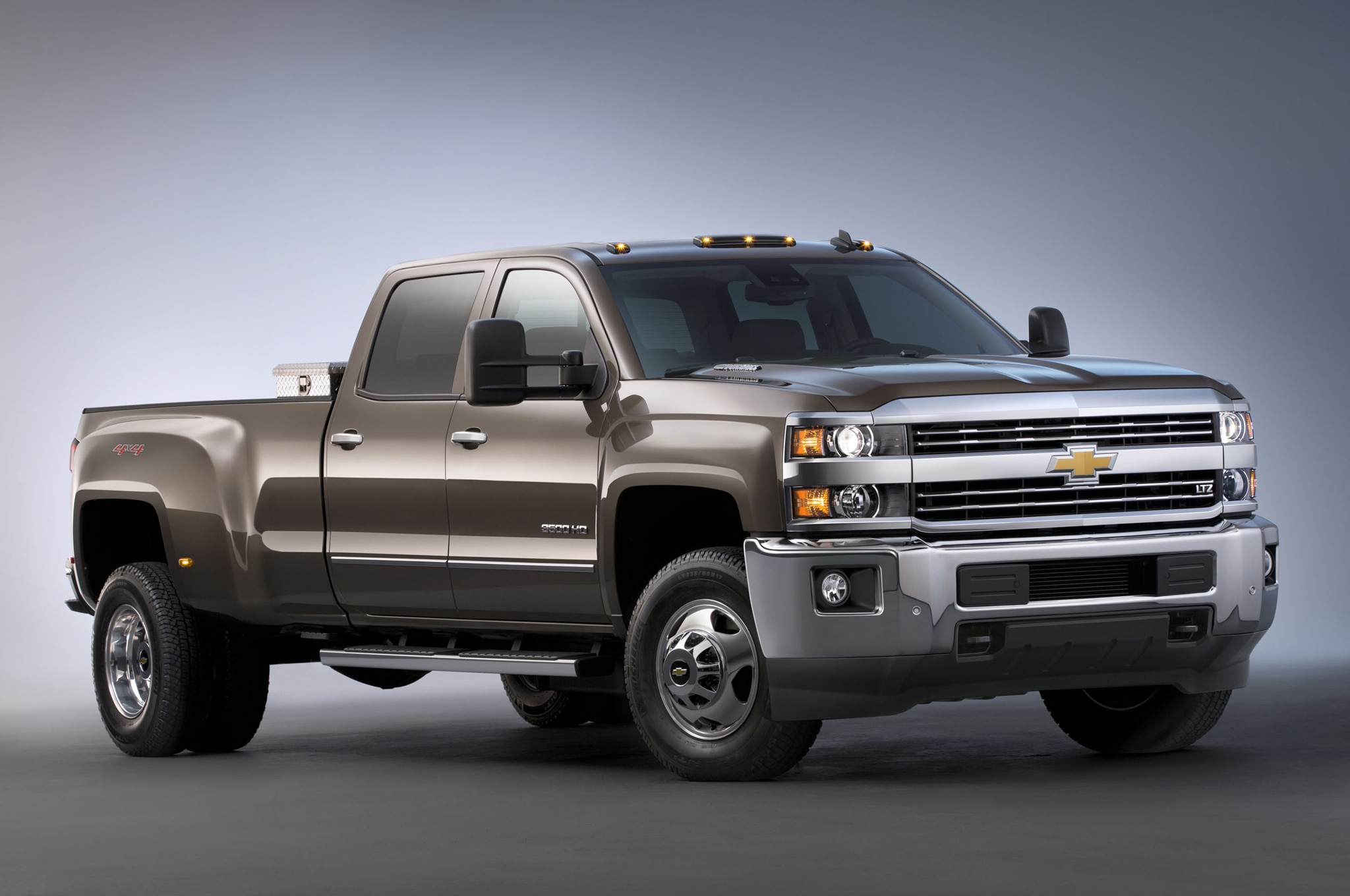 For the cab configurations gmc