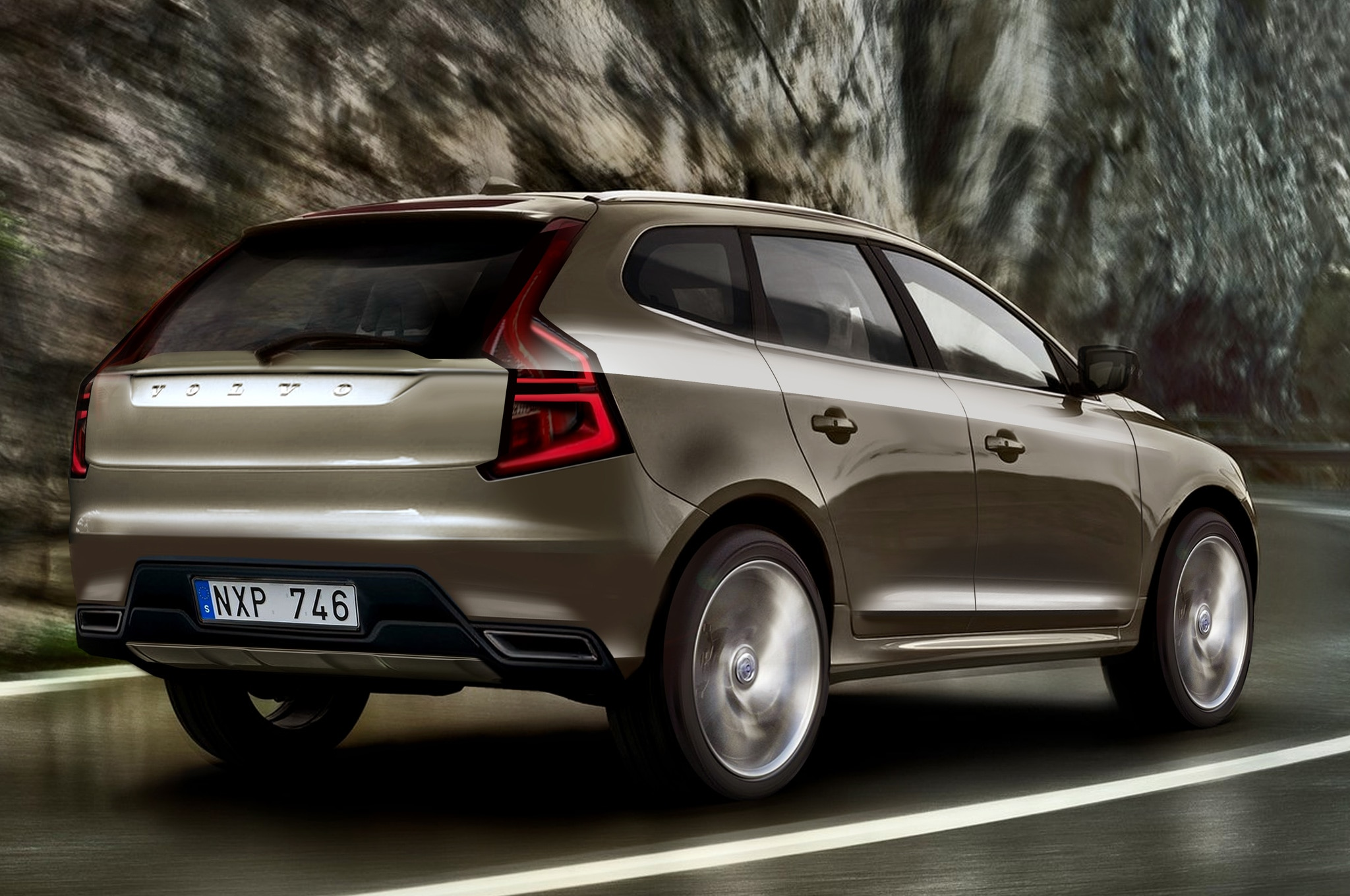 2015 volvo xc90 preview new look platform and technology. Black Bedroom Furniture Sets. Home Design Ideas