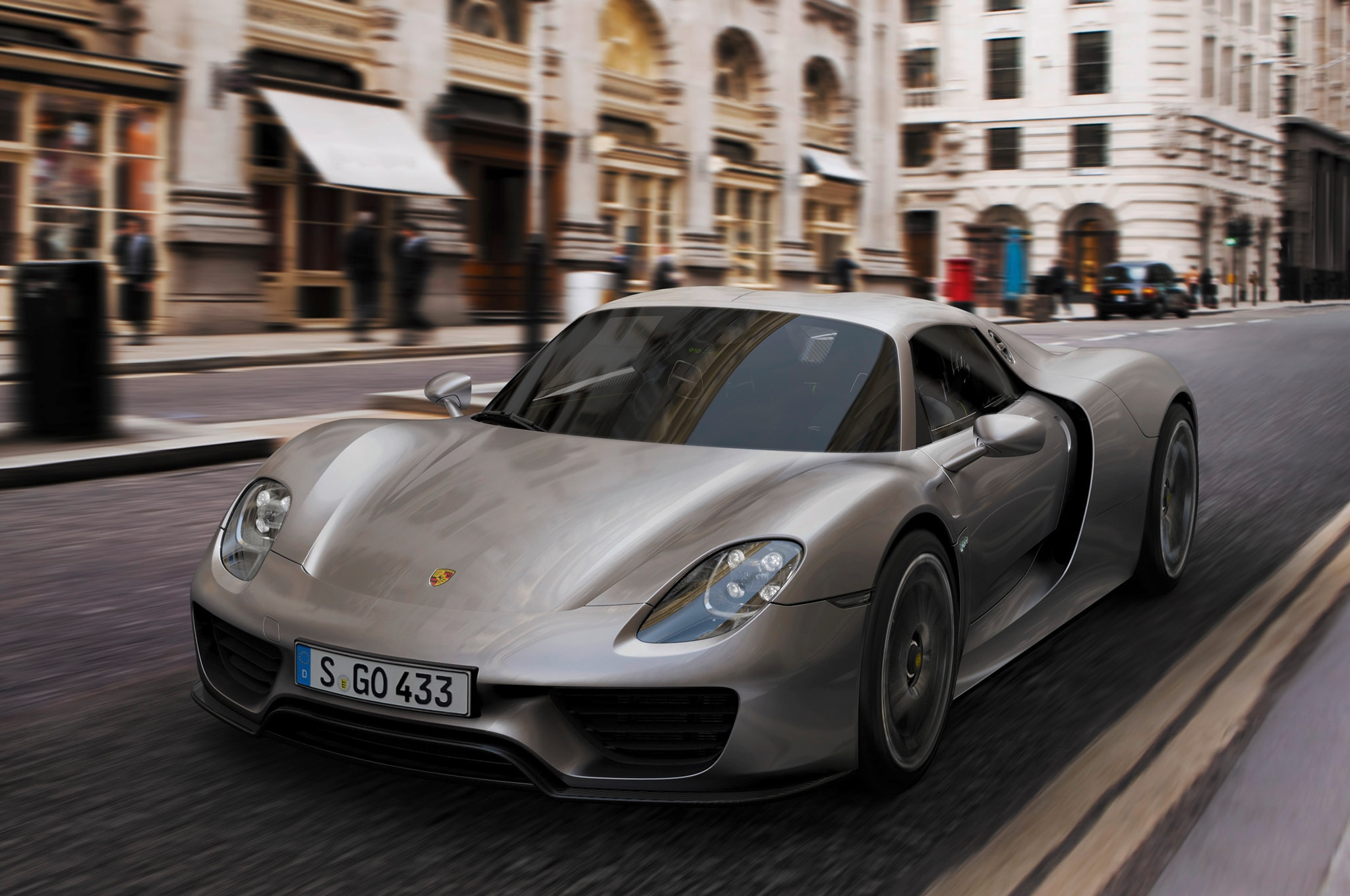 2015-porsche-918-spyder-front-three-quarters-2 Fabulous How Much Does the Porsche 918 Spyder Concept Cost In Real Racing 3 Cars Trend