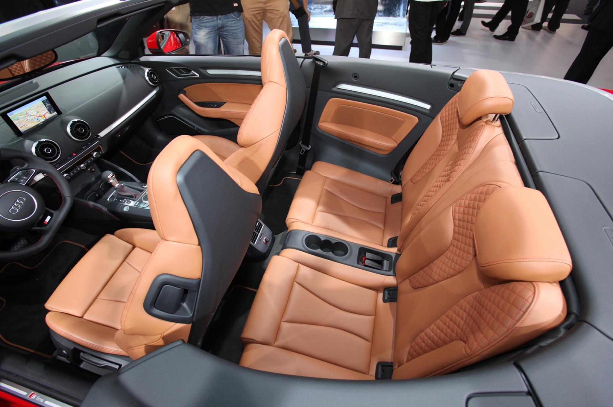 2015 Audi A3 Cabriolet First Look Automobile Magazine