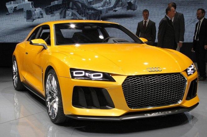 Audi Sport Quattro Hybrid Concept Front End1 660x438