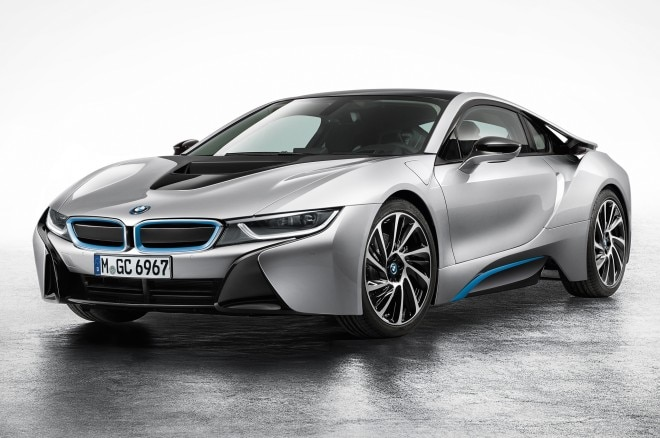 BMW I8 Coupe Left Front 11 660x438