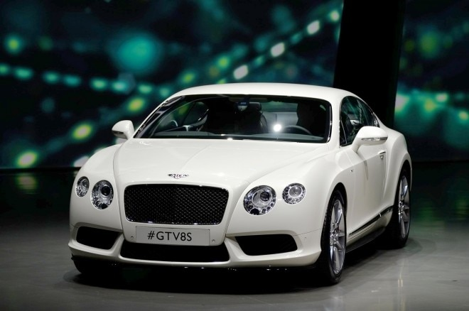 Bentley Continental V8 S Front End 031 660x438