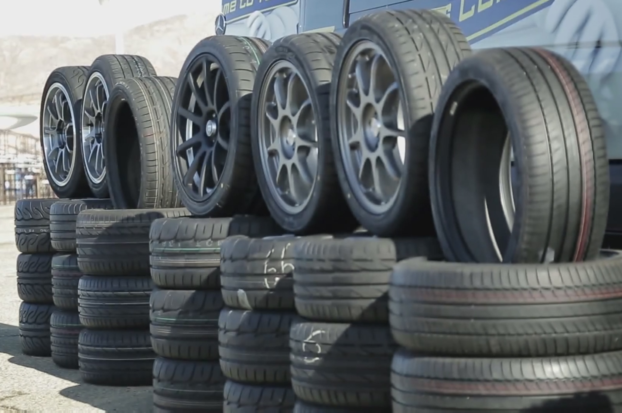Downshift Performance Tires Video