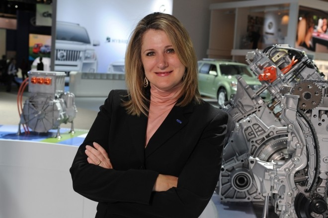 Ford Europe COO Barb Samardzich 660x440
