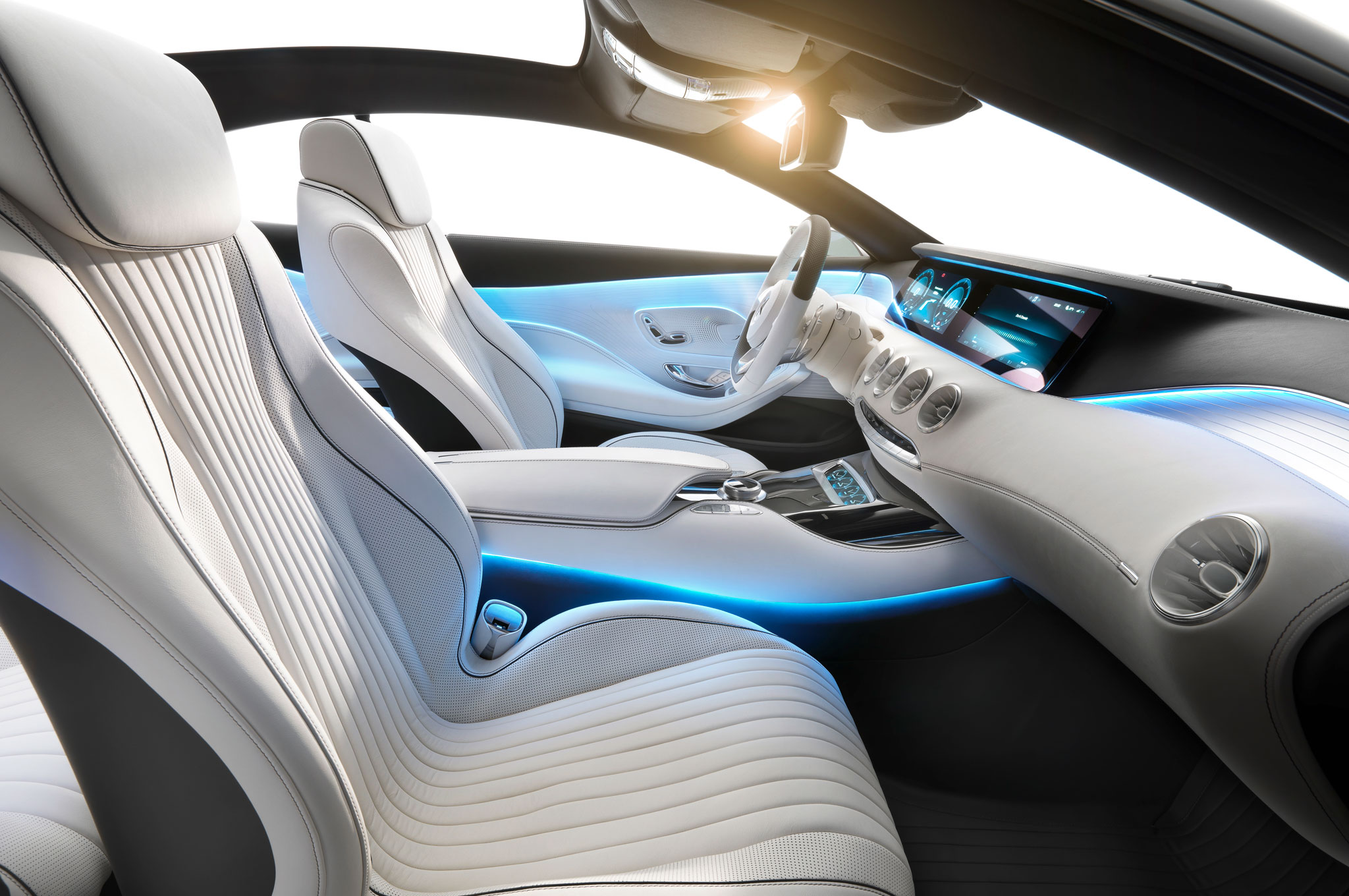 mercedes benz concept s class coupe first look. Black Bedroom Furniture Sets. Home Design Ideas