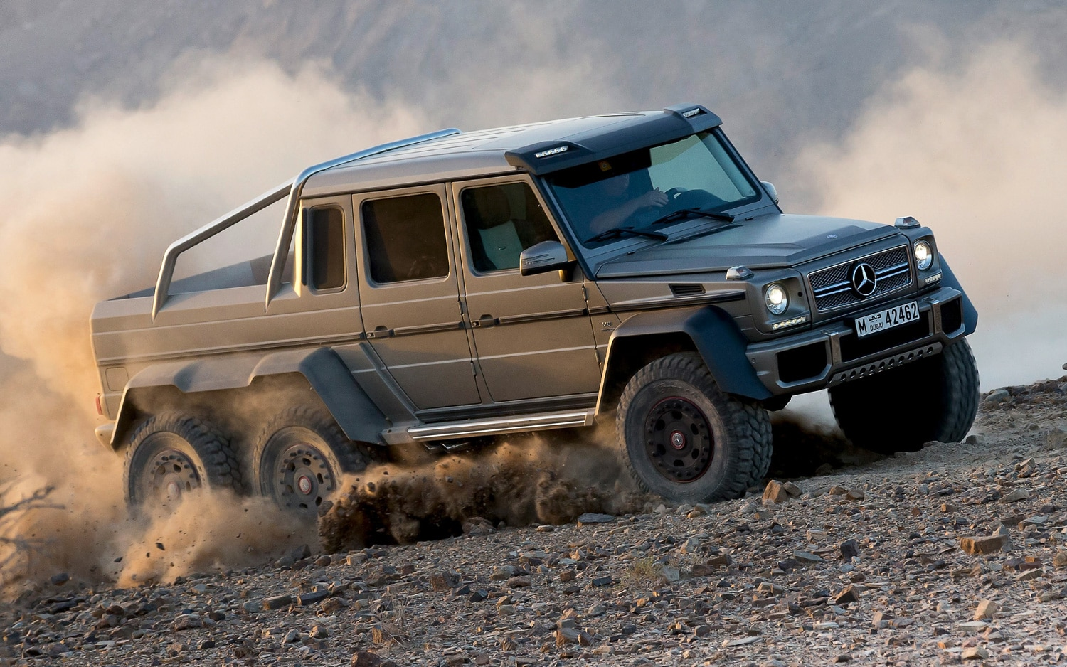 mercedes benz g63 amg 6x6 priced from 511 000