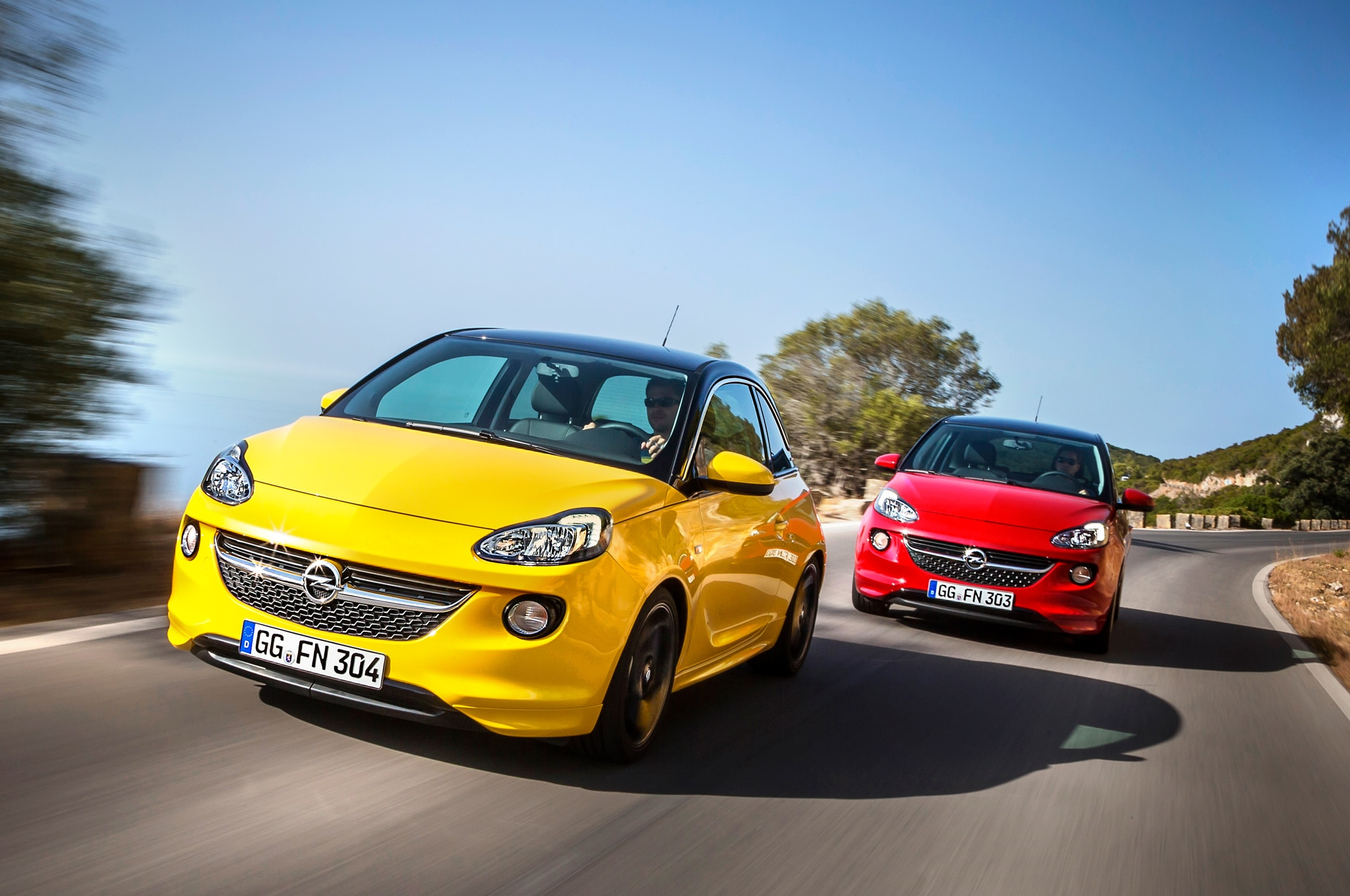 Opel Adam Pair Motion1