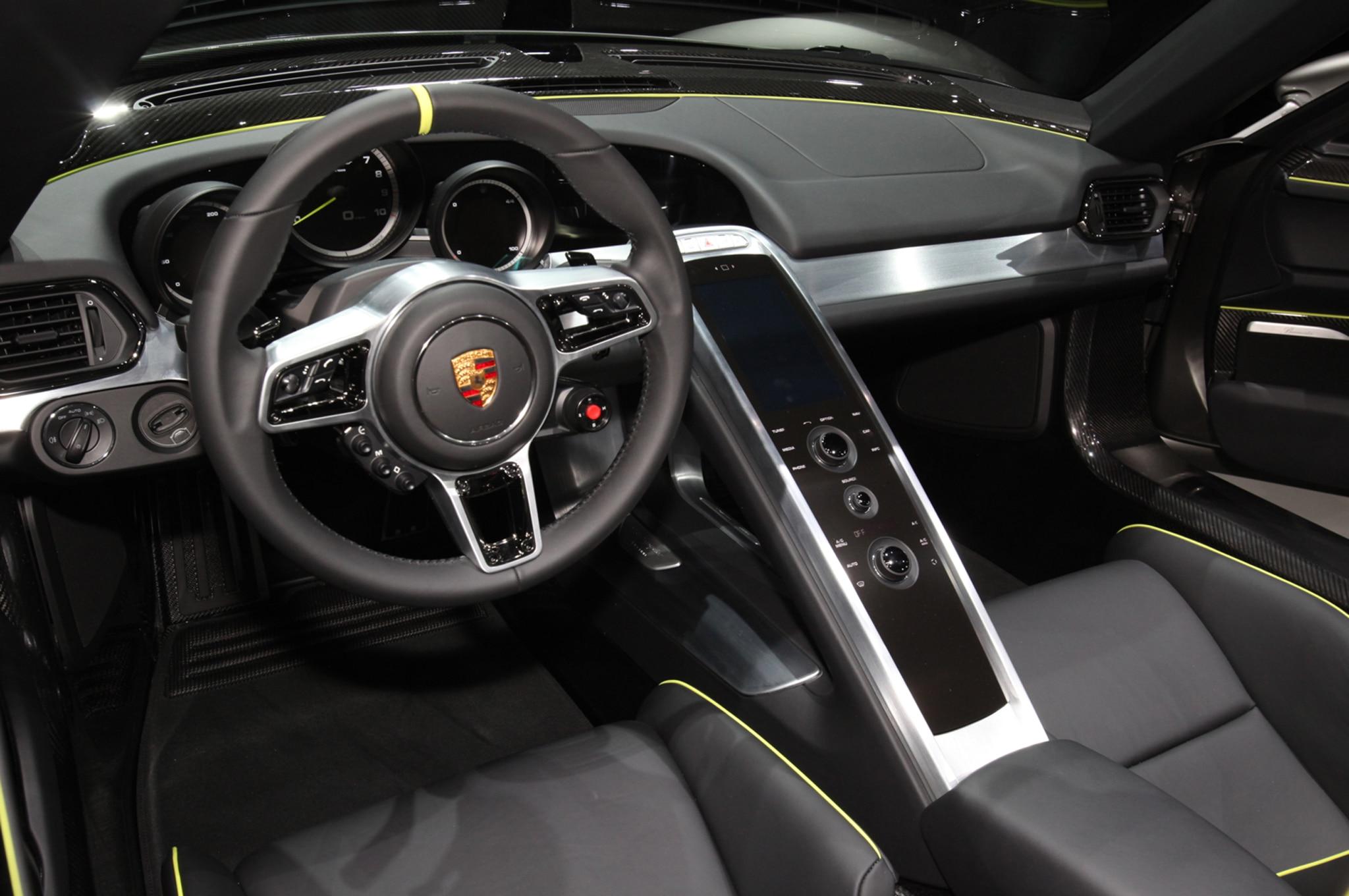porsche 918 spyder 2015 interior. show more porsche 918 spyder 2015 interior