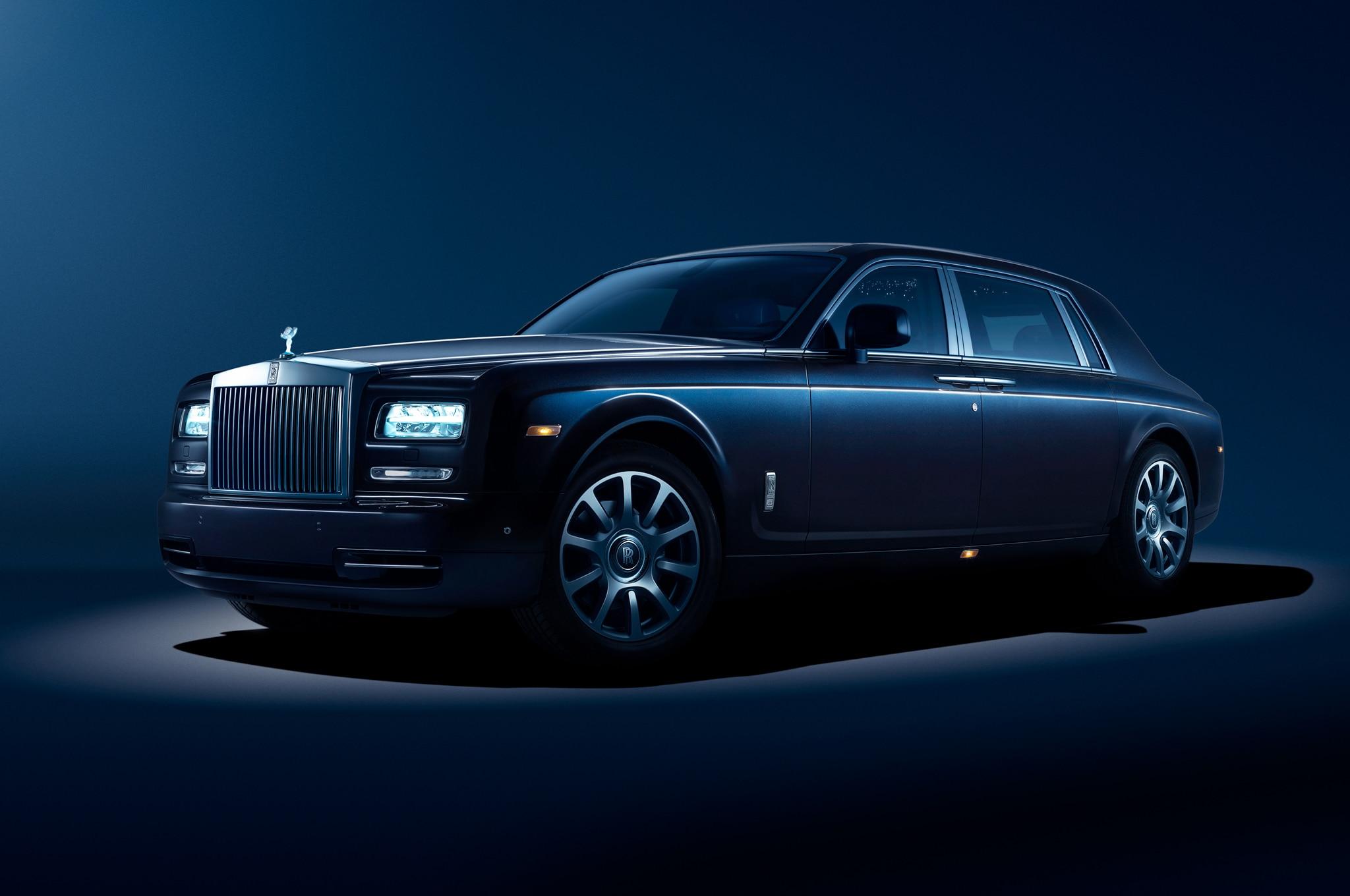 Rolls Royce Celestial Phantom Front Three Quarter1
