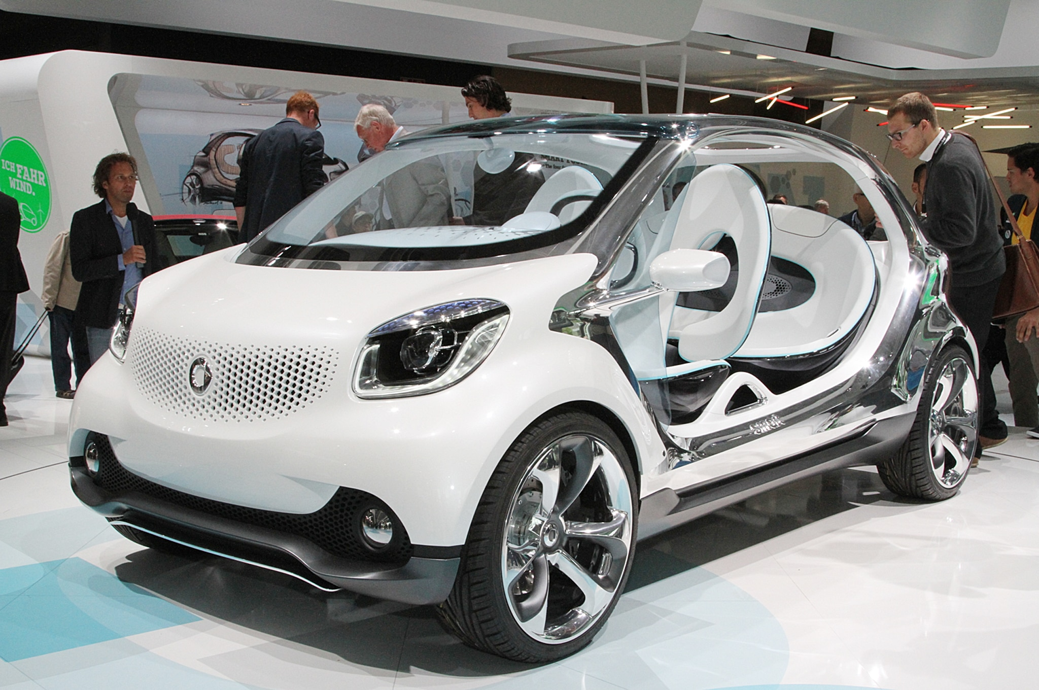 Smart Fourjoy Concept Front Three Quarters1