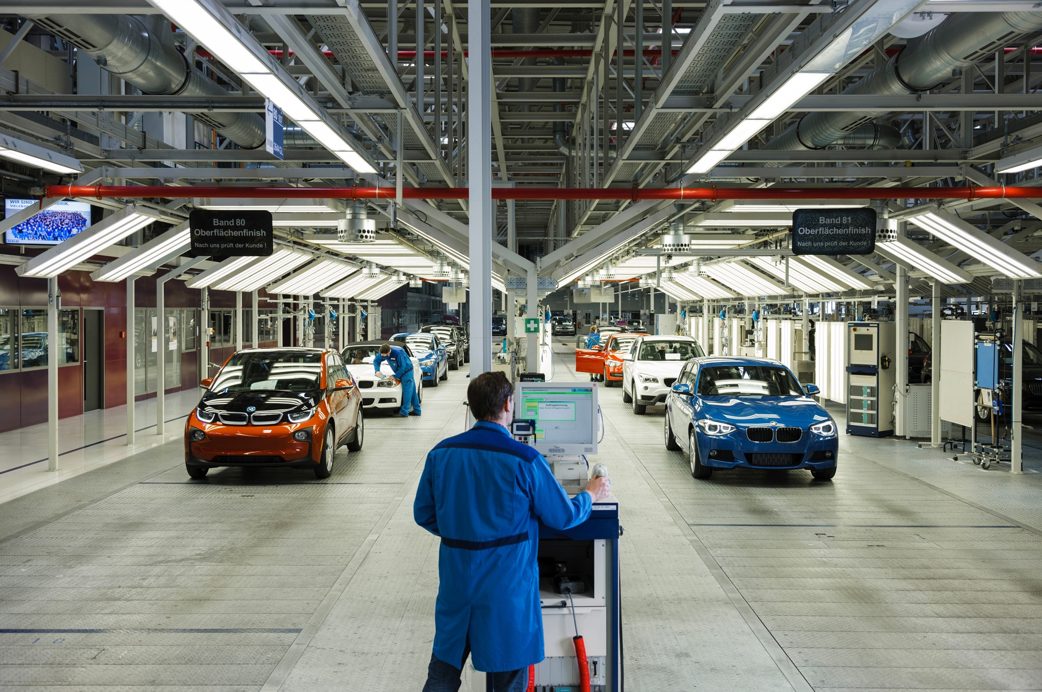 Bmw I3 Production 11