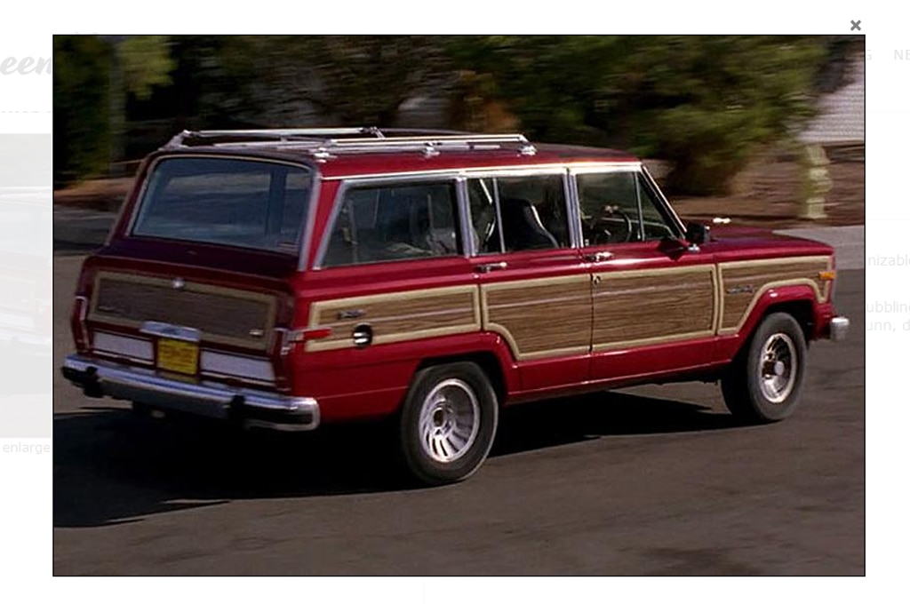 Breaking Bad Jeep Grand Wagoneer Rear Angle1