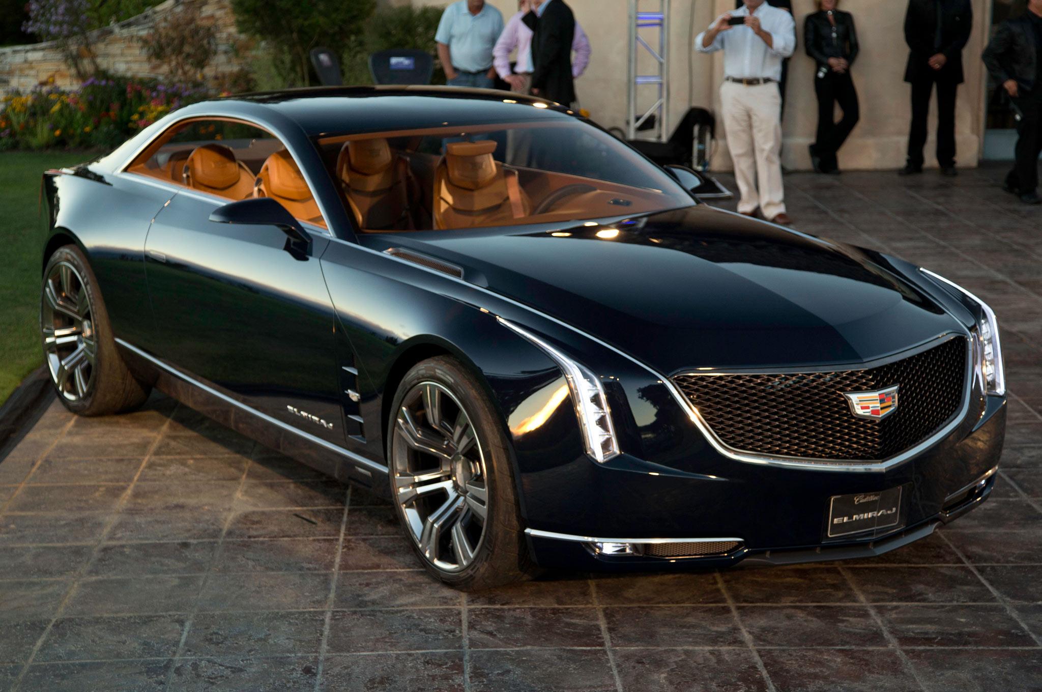 Beyond the Cadillac Elmiraj Concept - Automobile Magazine