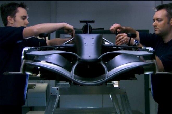 Infiniti Formula 1 Car Aero Model1 660x438