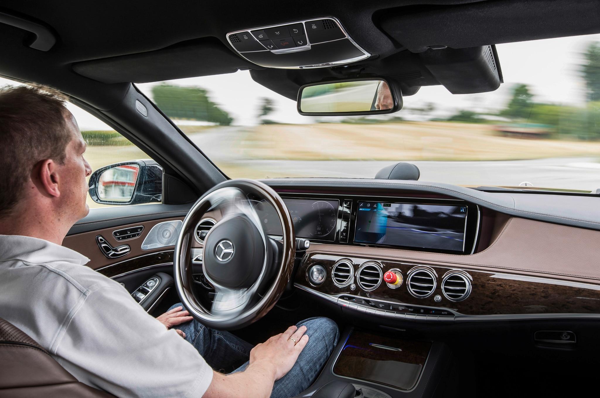 Mercedes Autonomous 41