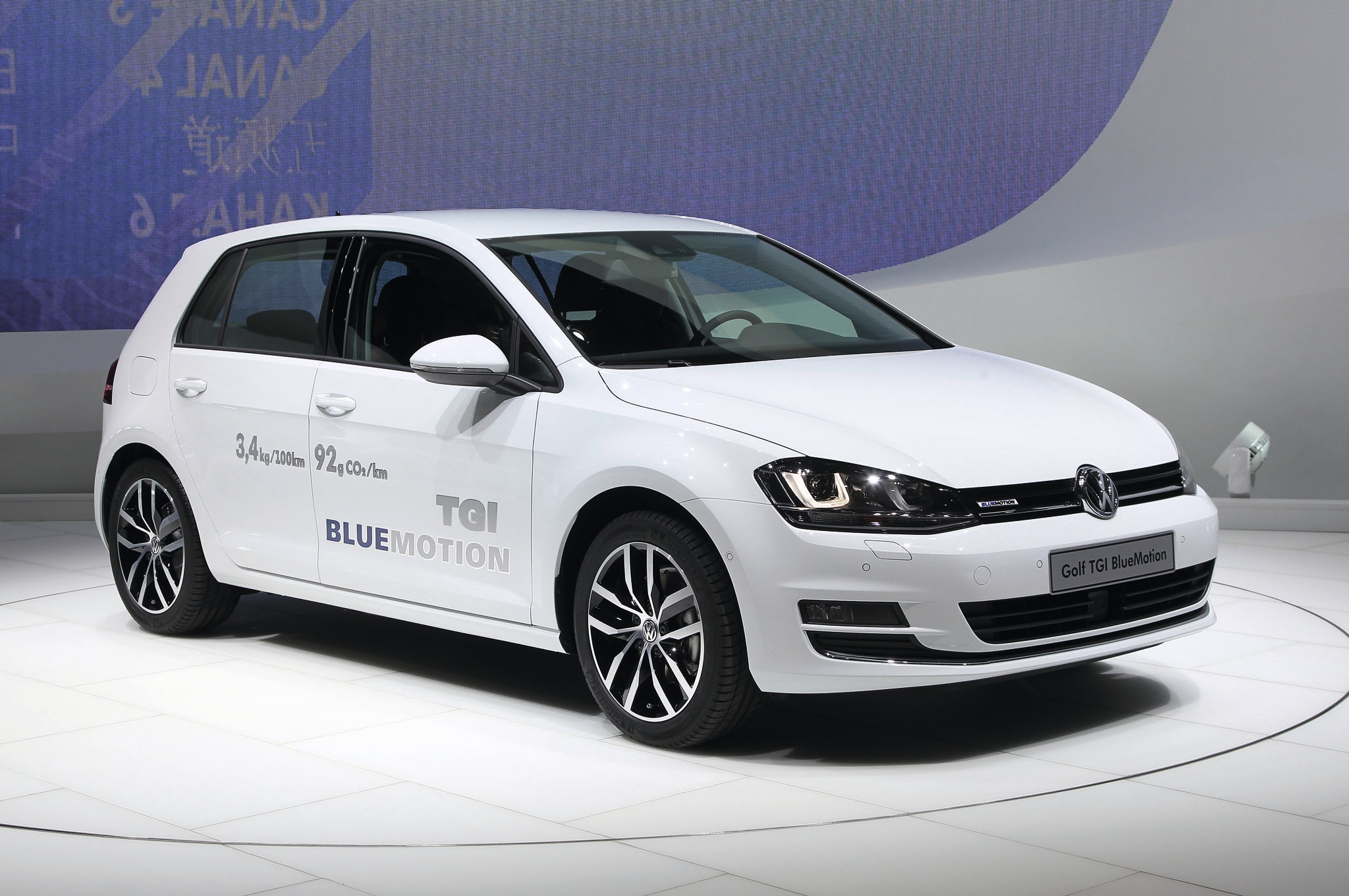 Vw Golf Cng Front1