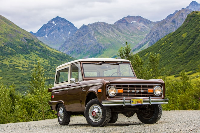 Collectible Classic 1966 1977 Ford Bronco