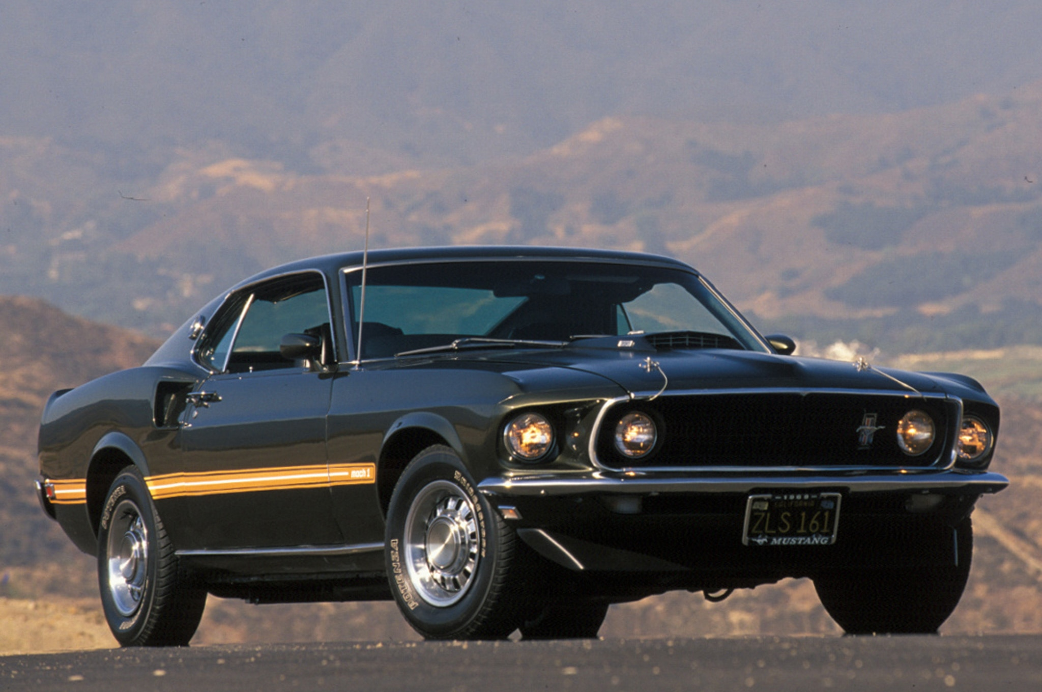 Will Ford Revive The Mustang Mach 1?