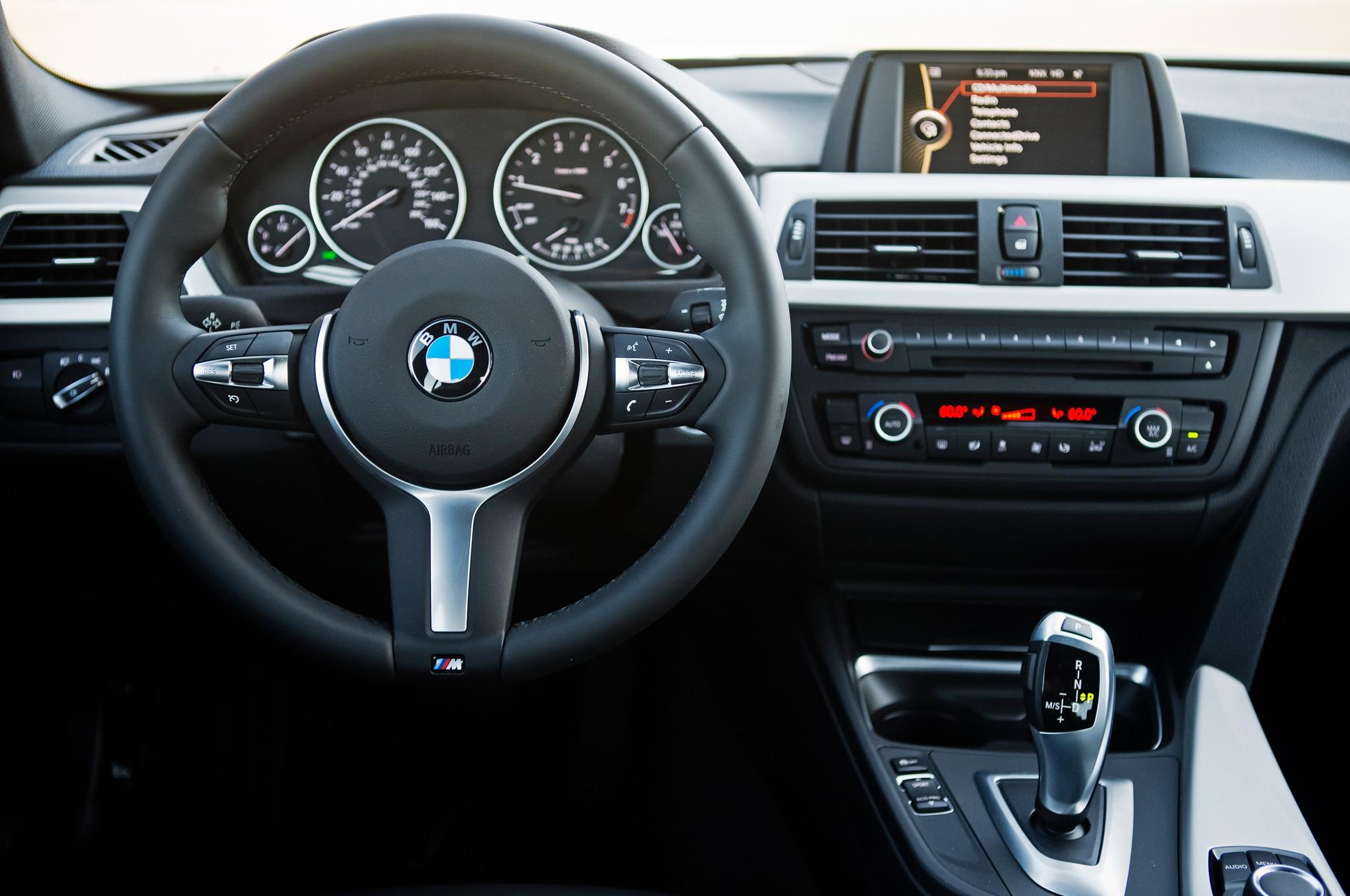 BMW Series Drops Modern Line Starts From - Bmw 320i 2013 price