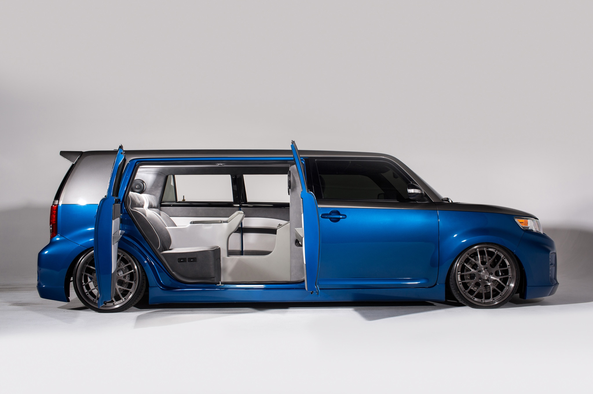 2013 Scion Xb Strictly Business1