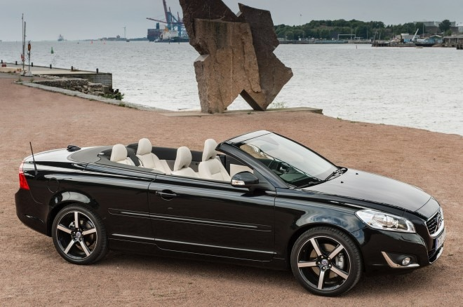 2013 Volvo C70 Profile Top Down 21 660x438