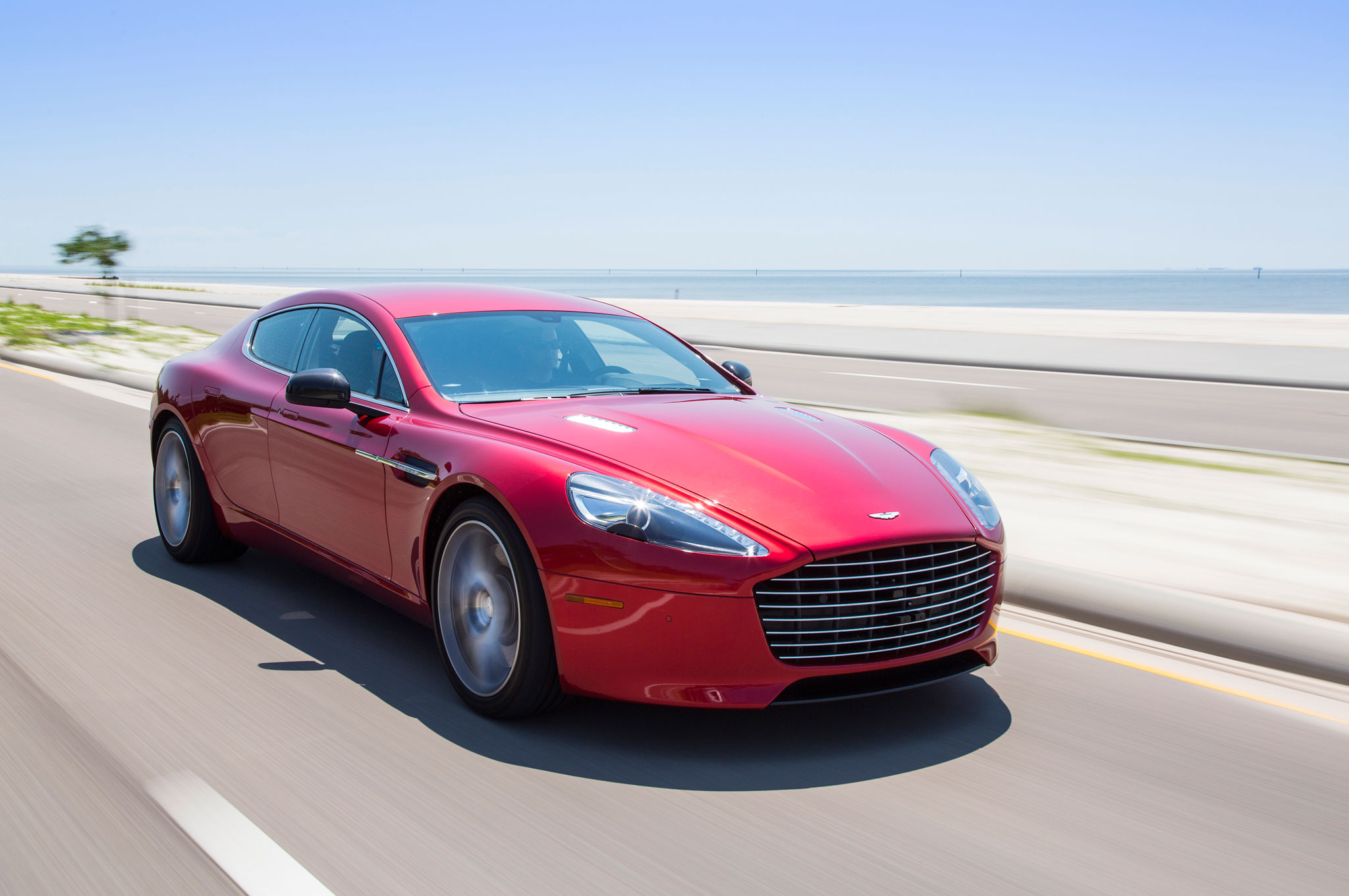 2014 Aston Martin Rapide S To New Orleans
