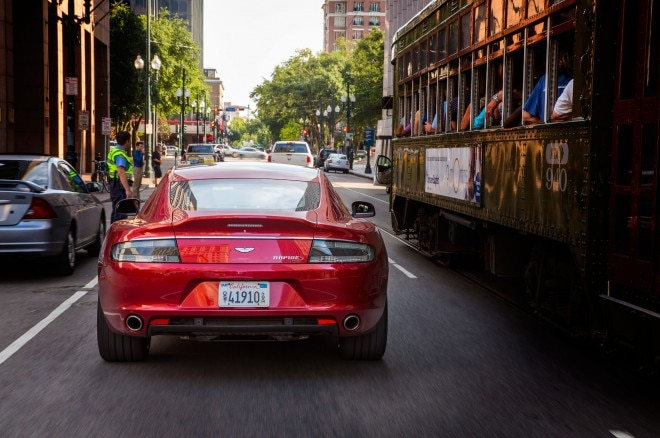 2014 Aston Martin Rapide S Rear View1 660x438