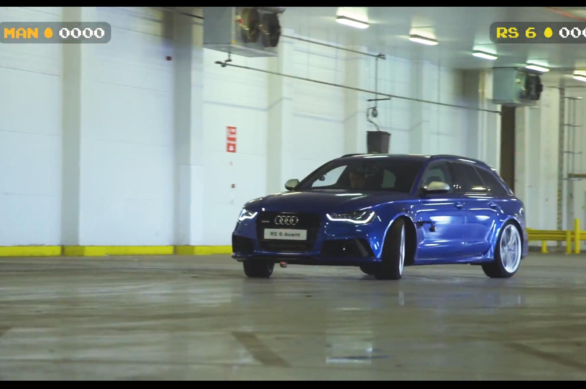 2014 Audi RS6 Avant Video Clip