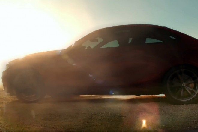 2014 BMW 2 Series Coupe Teaser Video 21 660x438