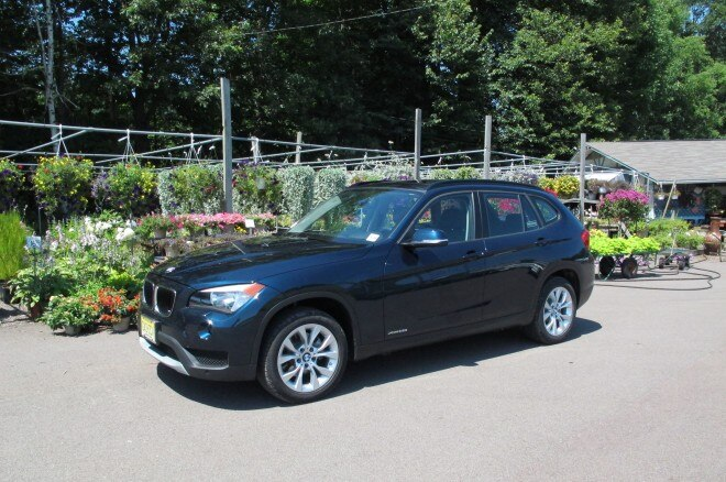 2014 BMW X1 XDrive28i Front Left Side View1 660x438