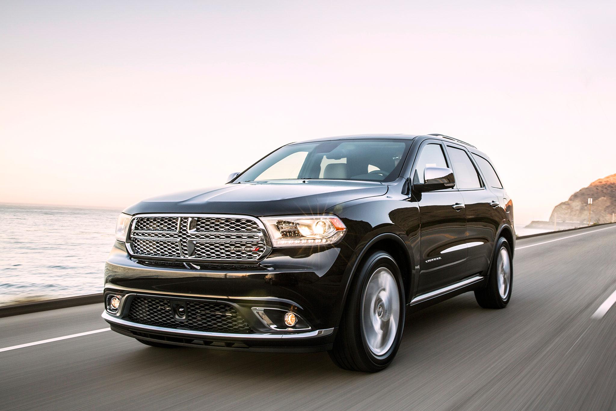2014 dodge durango first drive - automobile magazine