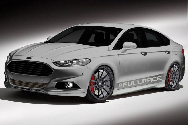 2014 Ford Fusion By Full Race Motorsports1 660x438