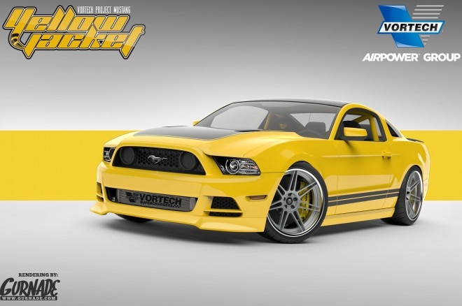 2014 Ford Mustang GT Project Yellow Jacket1 660x438