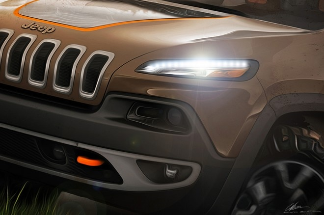 2014 Jeep Cherokee For SEMA1 660x438