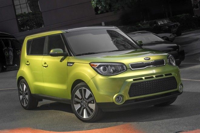 2014 Kia Soul Front Three Quarter 21 660x438
