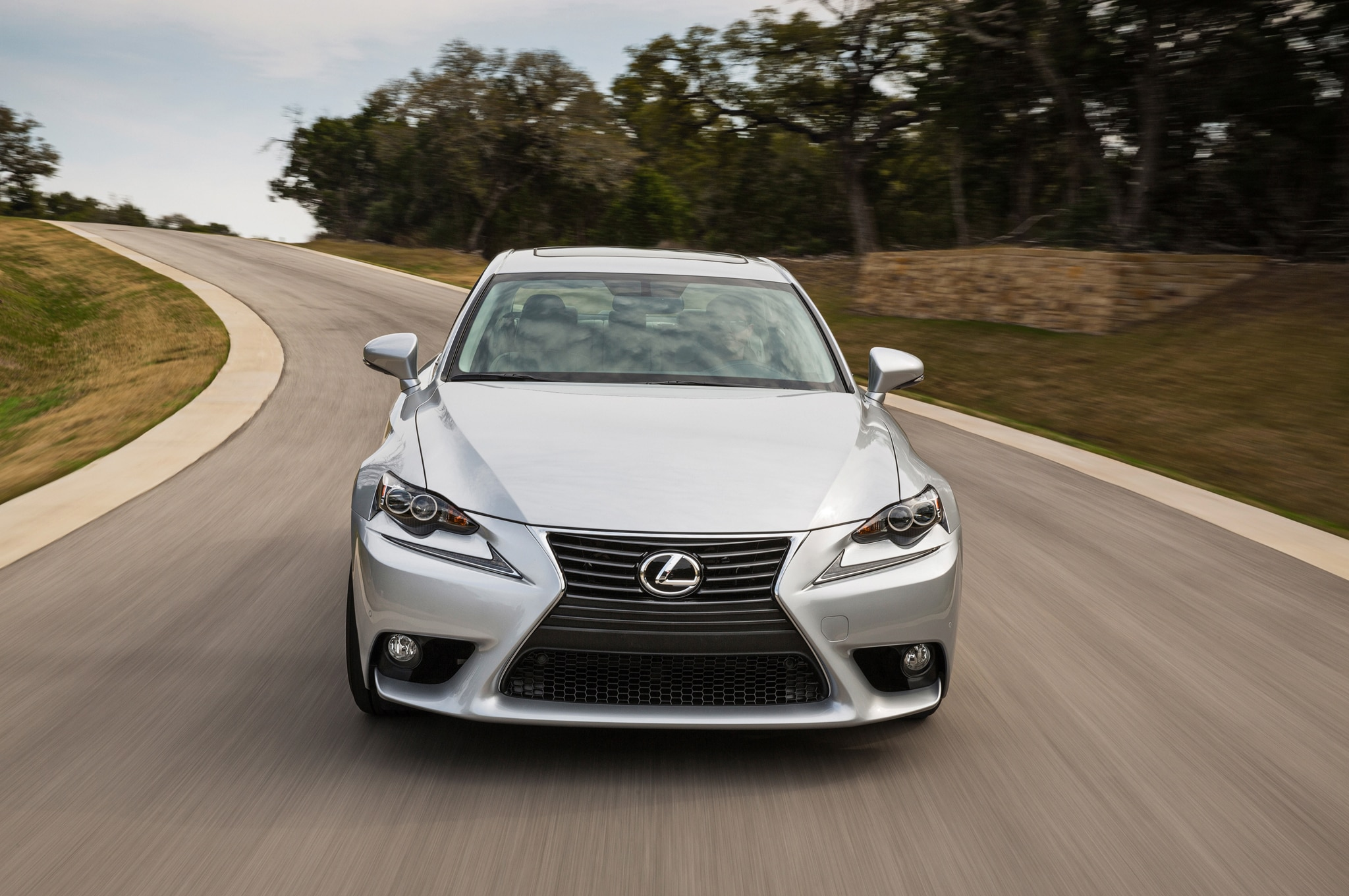 2014 Lexus IS 250 Front