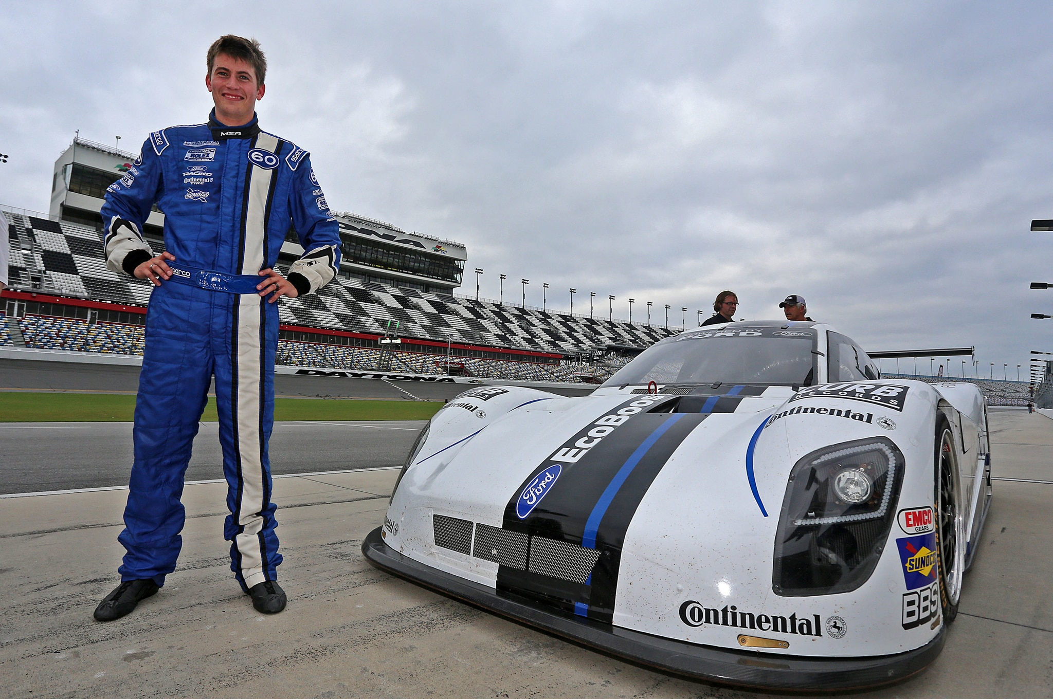 2014 Riley Technologies Daytona Prototype With Colin Braun1