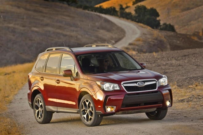 2014 Subaru Forester Front Right Side View1 660x438