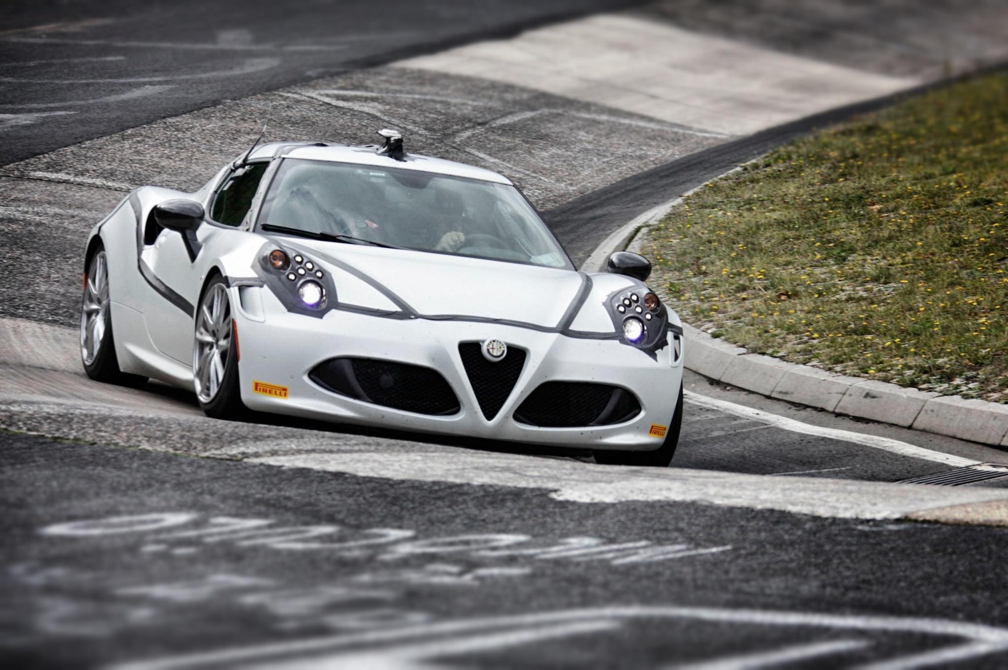 2014 Alfa Romeo 4c Nurburgring 31