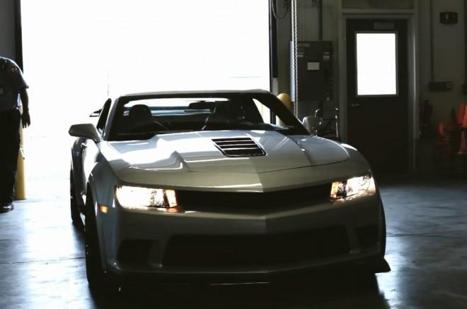 2014 Chevrolet Camaro Z28 Garage1 660x438