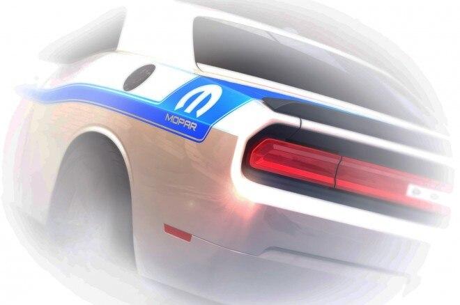 2014 Dodge Challenger Mopar 14 Teaser1 660x438