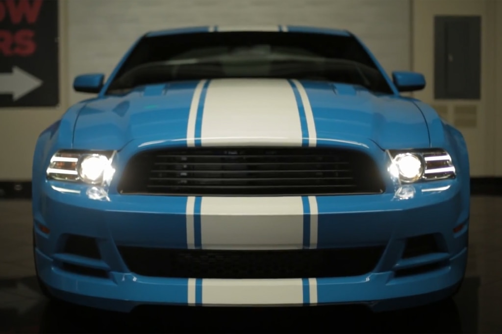 2014 Ford Mustang Gt Front1